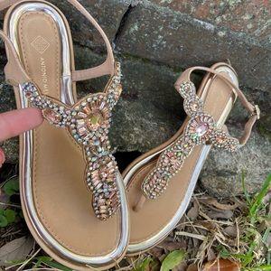Antonio Melani Size 9 Sandals